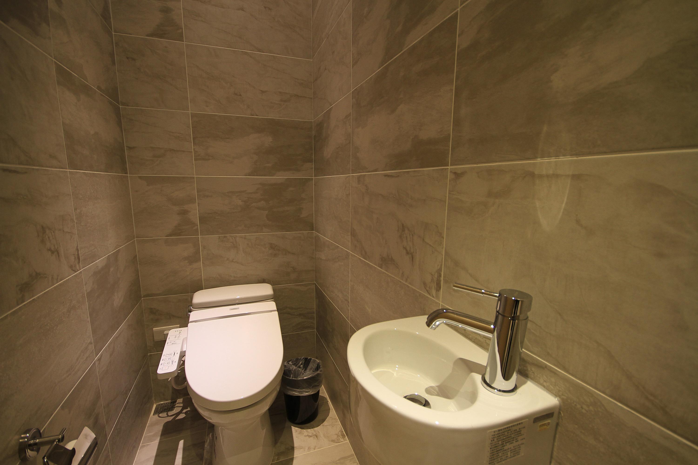 女性限定旅艙浴廁