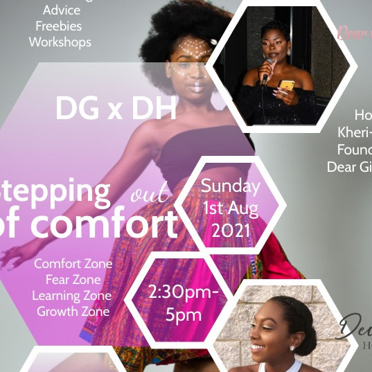 Stepping Out Of Comfort