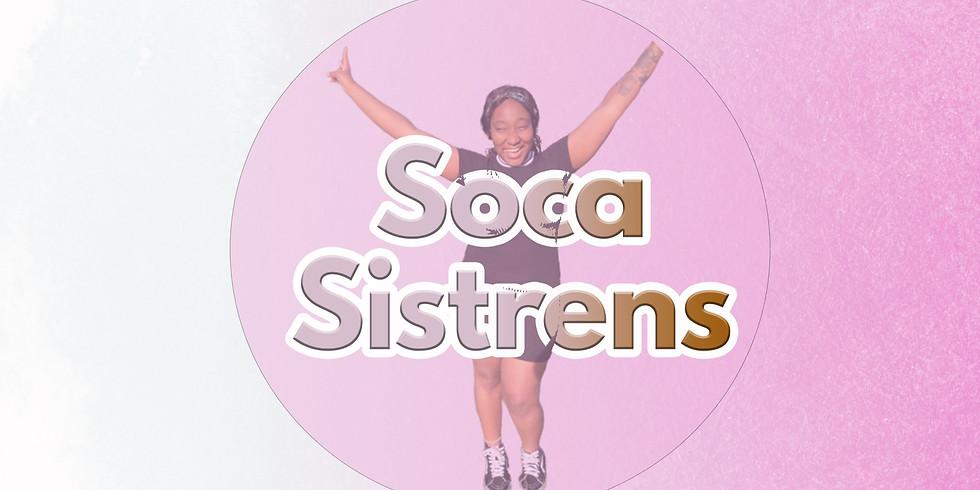 Soca Sistrens (Dance Edition)