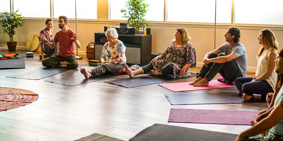 Intro to Use of Sound in Yoga Workshop