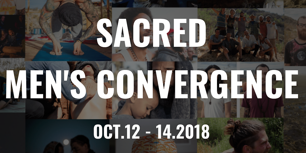 Embodied Voice Facilitation: Sacred Men's Convergence