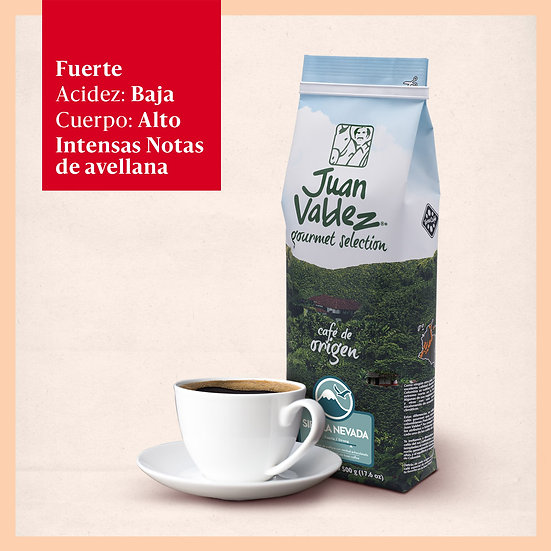 Café Sierra Nevada Molido 500GR