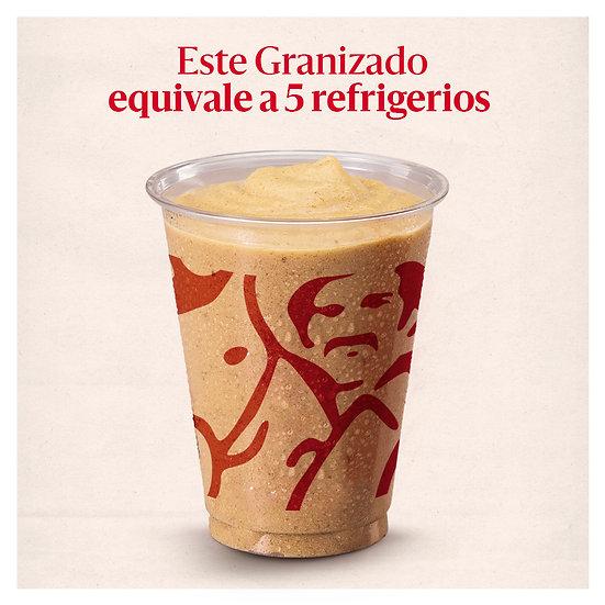 Granizado de café mediano 300 ml
