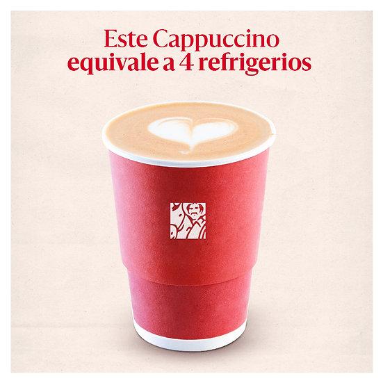 Cappuccino mediano 175 ml
