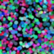 Pastel Spots Transparent