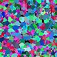 Macchie Pastello trasparente