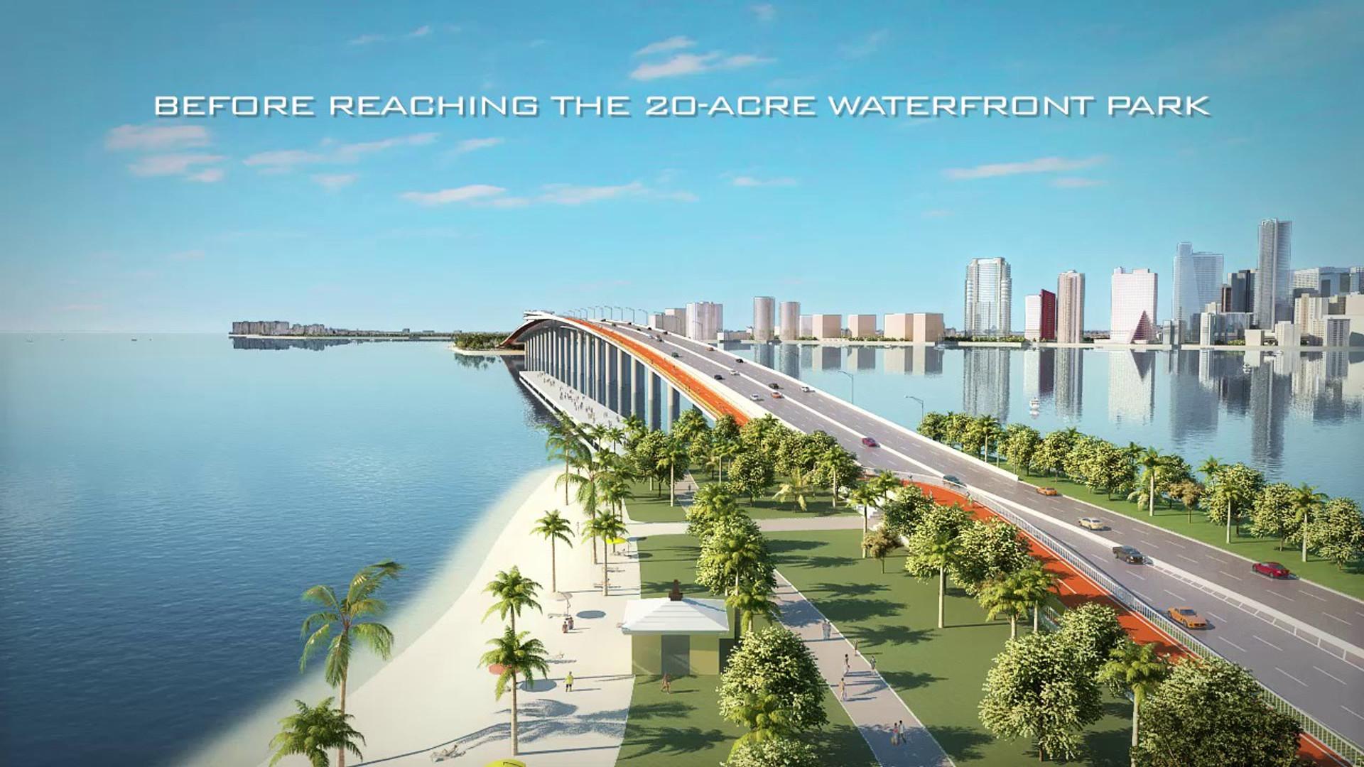 Plan Z Miami - Bicycle path