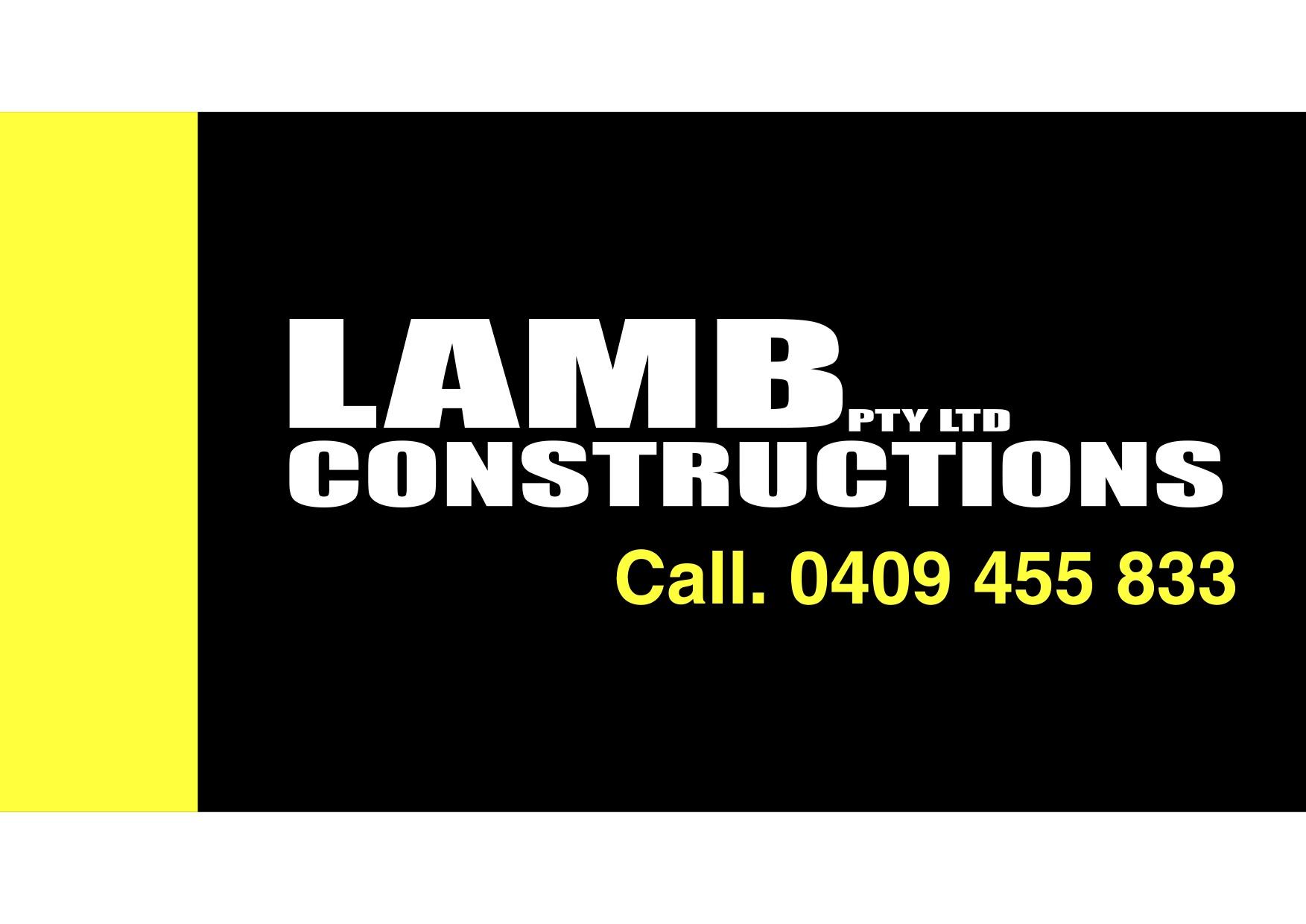 Lamb Constructions