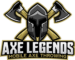 AXE LEGENDS   axelegends.com   MAKE YOUR EVENT EPIC!  Mobile Axe Throwing Trailer   Corporate Events   Private Parties   Weddings   Festivals/Fairs   Brand Promotions   WE BRING THE PARTY TO YOU!