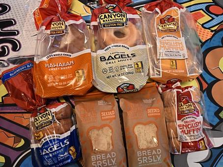 Gluten Free Bread Battle
