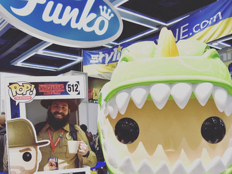 Poppin' Hopper Takes Over ECCC