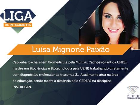 Luísa Mignone Paixão