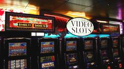Progressive Video Slot Sign - Royal Caribbean Cruise Lines