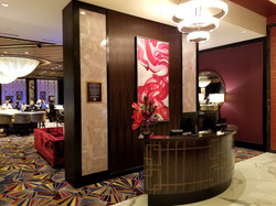 Concierge Desk at Asian High Limit Area