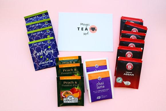 Pacote temático - Chá Preto