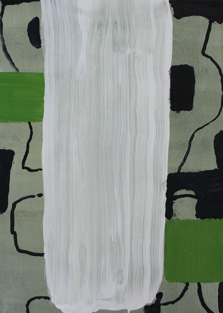(39_2014_Delug oil on canvase_50x40cm