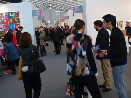 The Frieze Art Fair