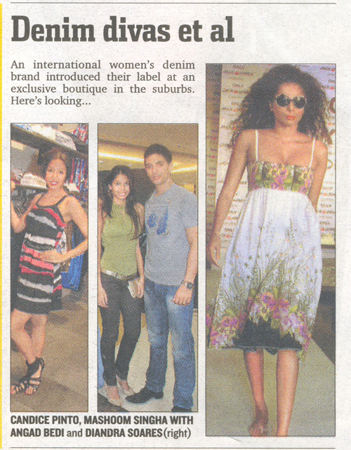 22nd June 2009 Mid Day Pg 14
