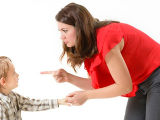4 Reasons Why Children Misbehave