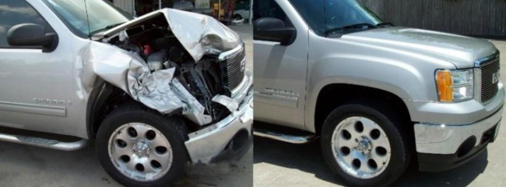 Certified collision repair | Candy Apple Custom | Powder Springs, GA