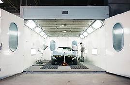 Paint car auto body