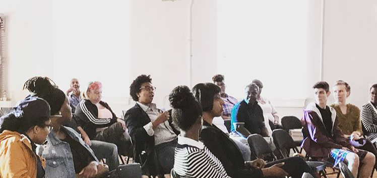 Same Difference Discussion at Black Alphabet Cincy 2018