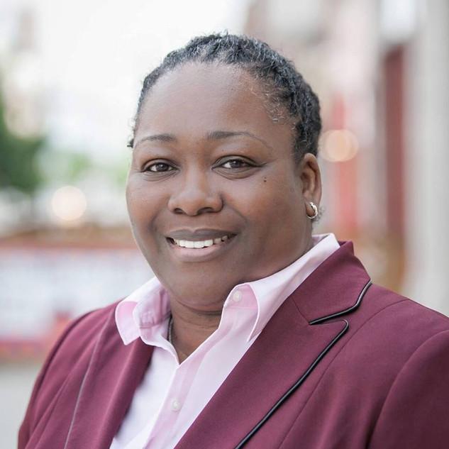 Pastor Lesley Jones