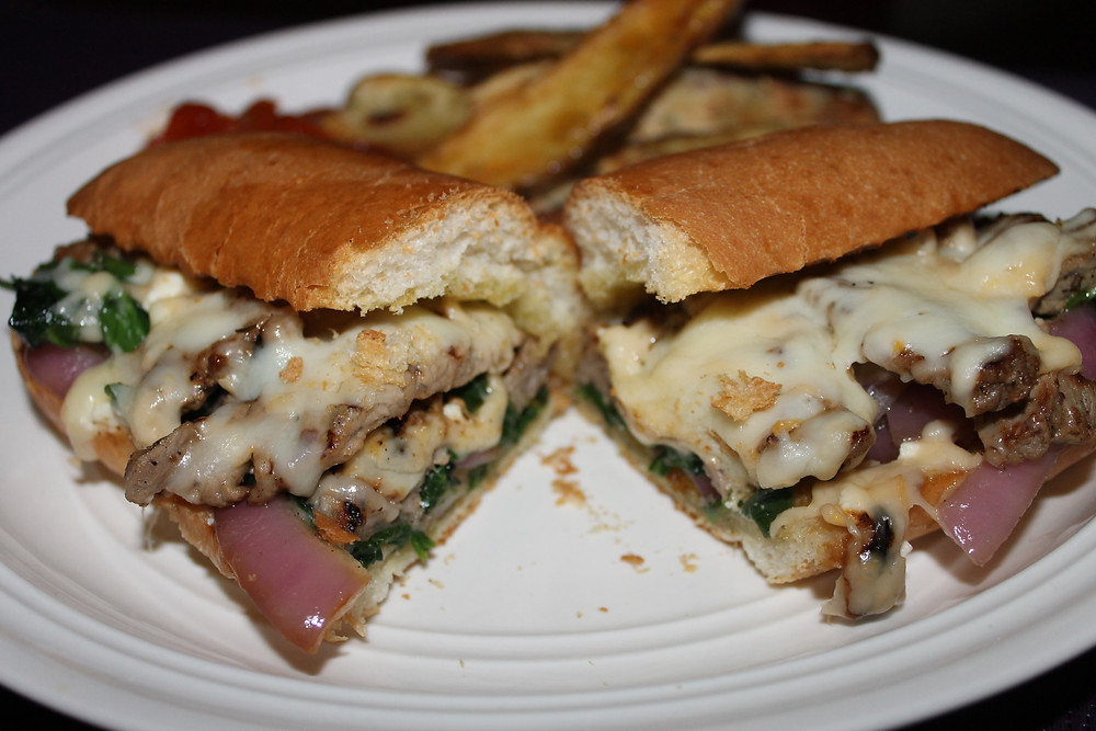 Mediterranean Steak Sandwich.JPG