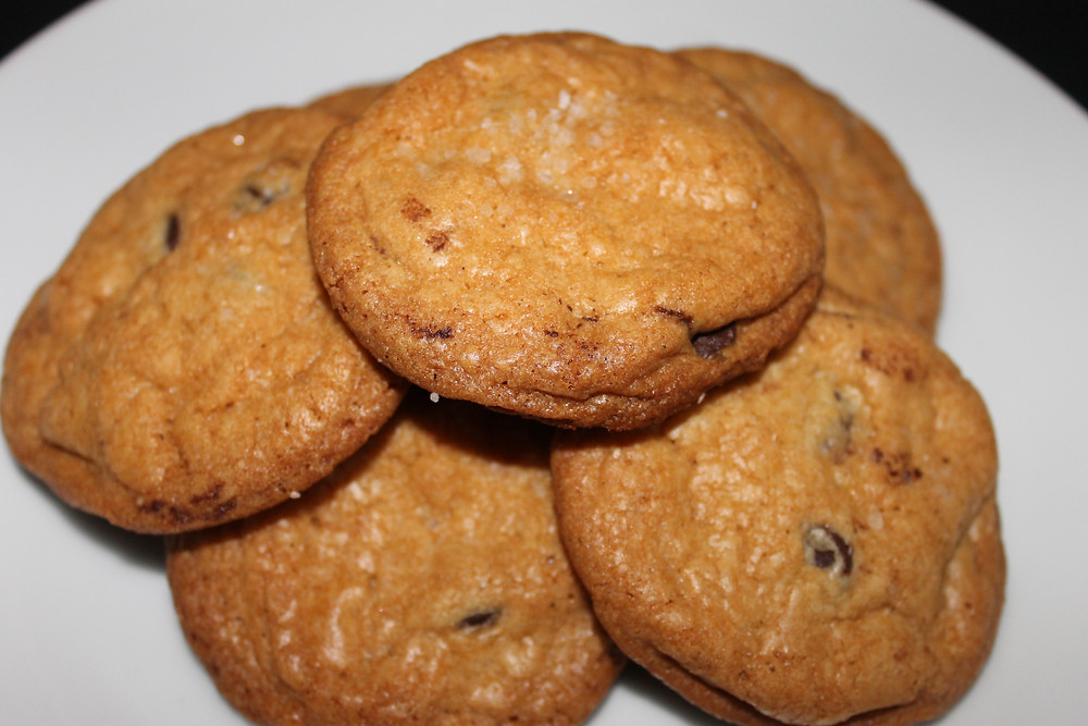 New York Times Chocolate Chip Cookies.JPG