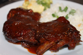 Saucy Supple Slow Cooker BBQ Ribs!