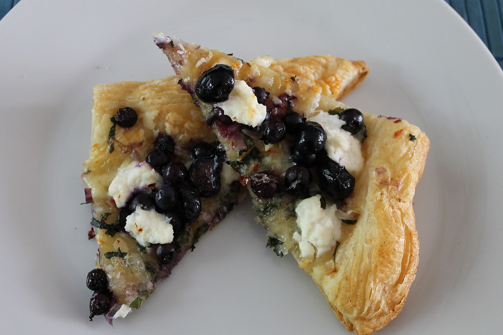 Basil Blueberry Ricotta Pizza.JPG