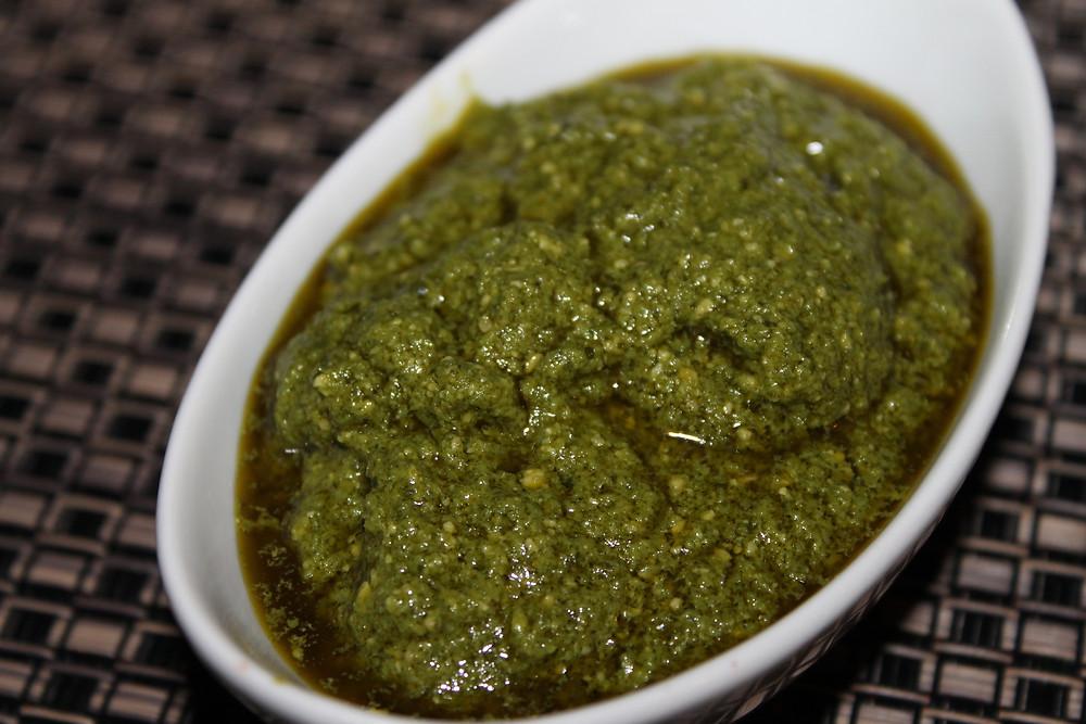 Basic Pesto Sauce.JPG