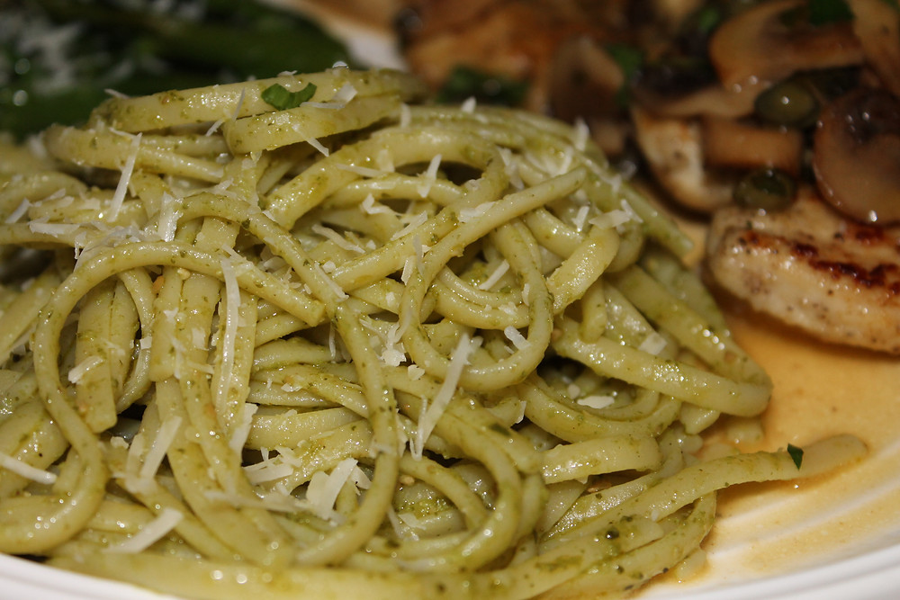 Pesto Linguine.JPG