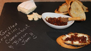 Bourbon Bacon Jam - what's not to love?