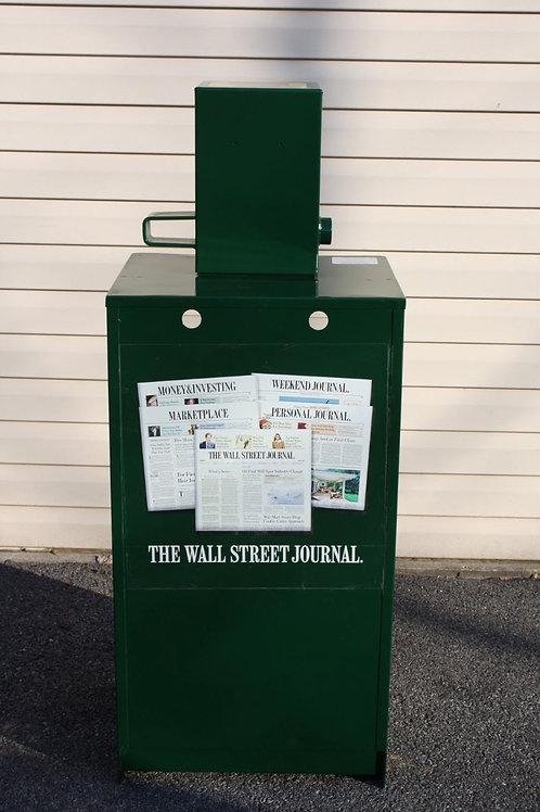 Wall Street Journal Newspaper Box