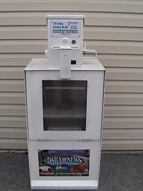 Daily News Newspaper Box