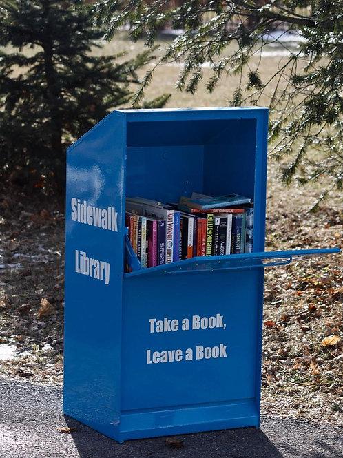 Deluxe Sidewalk Library