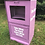 Thumbnail: Custom Newspaper Box (With Your Copy in Three (3) locations