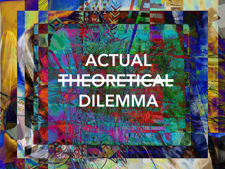 Actual/Theoretical Dilemma's Online Counterpart Went Live