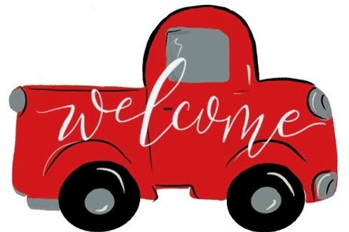 Welcome Truck Decorative Painting Workshop