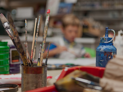 Children's Spring 2021 Art Classes