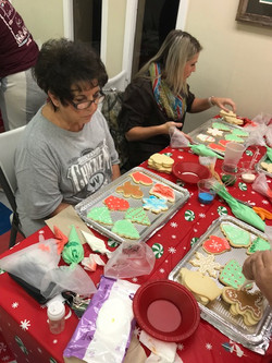 Adult Cookie Decorating Class 1