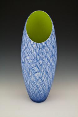 Blue Merletto no. 1