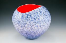 Blue Merletto no. 6