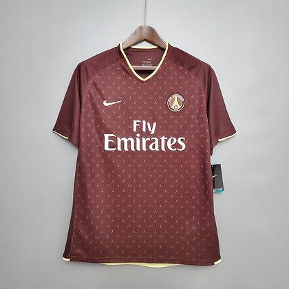PSG Nike 2006/07 Retro Ligue 1 Away Shirt