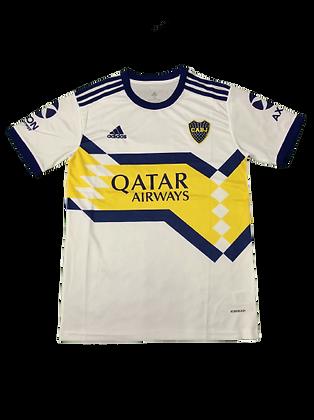 Boca Juniors Adidas Away Shirt 2020/21