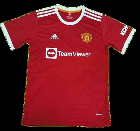 Manchester United Adidas Home Shirt 2021/22