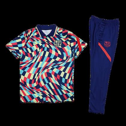 Barcelona Nike Training Suit 2020/21