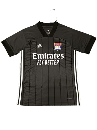 Olympique Lyonnais Adidas Away Shirt 2020/21