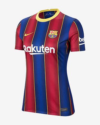 Barcelona Womens Nike Home Shirt 2020/21